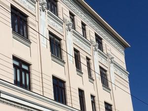 Schimmelgasse 12/Ecke. Paulusplatz